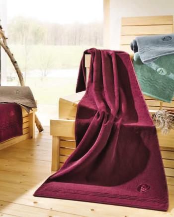 ensemble de serviettes spa egeria