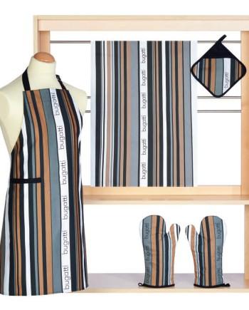 ensemble cuisine tablier tape stuco bugatti collection Tape - Stuco Bugatti