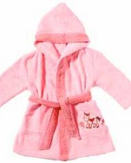 peingoir bébé rose joditex