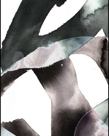 tableau abstrait Infinity 1