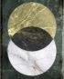 Tableau géométrique «Marble Rustic» 2018