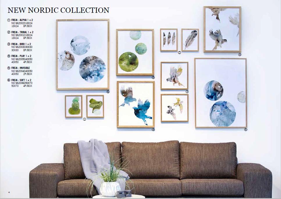 nouvelle collection nordique 2016 Malerifabrikken