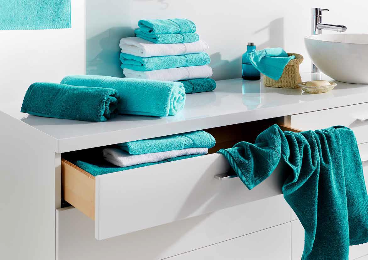 serviette de bain diamant bleue blanc egeria collection 2016