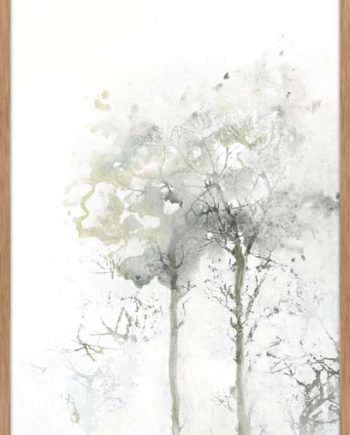 "Tableau ""Tree Shape 2"""