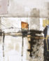 Tableau abstrait «Peter Trinidad 1» 2018
